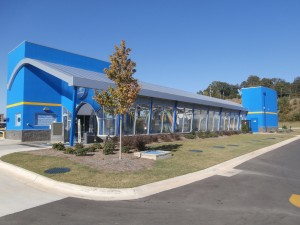 Blue Rain Carwash - Pelham