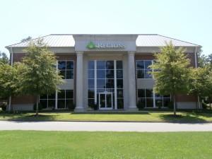 Regions Bank - Greystone